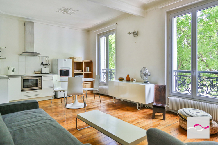 What is a furnished apartment?