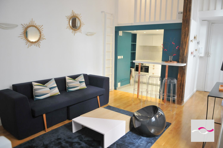 appartement en gestion locative